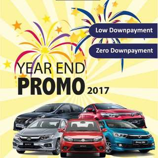 Best Year End Promo Deals!! Grab fast!!!