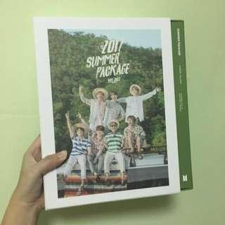 [Instocks] BTS Summer Package (SUGA Selfie Booklet)