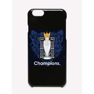 [iPhone] 李斯特城 Leicester City Champions 英超冠軍 紀念 手機殼 iPhone 6 / 6s Case Apple