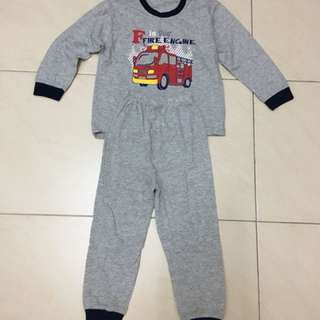 Boy sleepwear