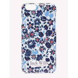 [iPhone] Jack Wills Haddon Floral iPhone 6/6s Case 手機殼 Apple
