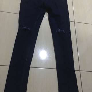Jeans hnm h&m cut knee ripped