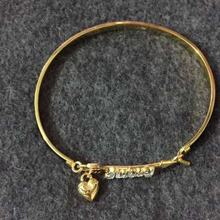Juicy Couture Bangle 黑色手鈪
