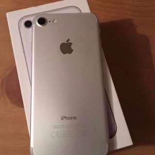 iPhone 7 128GB Silver 銀色