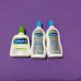 3 for 400 - Cetaphil lotion and wash