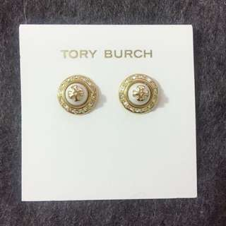 Tory Burch Earrings 閃石圍邊耳環