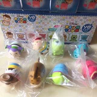 Disney Toy Story 怪獸公司 Tsum Tsum