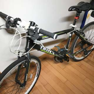 TRINX 單車 8成新 屯門交收
