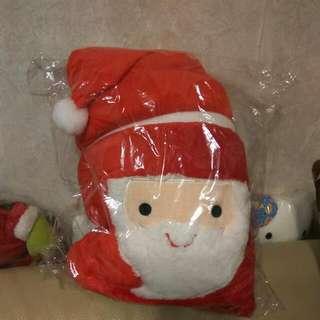 全新聖誕老人绒毯 包郵