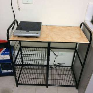 Tiled Kitchen Countertop