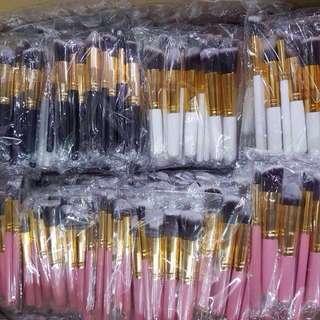 🌹Kabuki 10pcs Brush Set