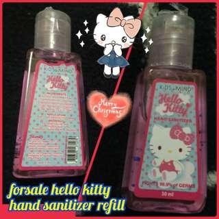 Authentic hello kitty sanitizer refill