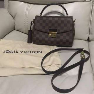 Louis Vuitton Croisette bag