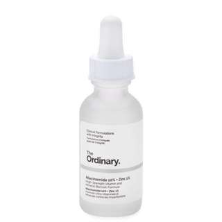 [IN STOCK] Niacinamide 10% + Zine 1% 30ml The Ordinary