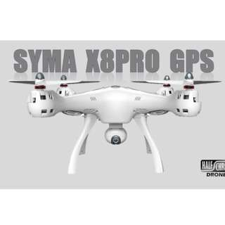 Syma X8 Pro drone UAV GPS