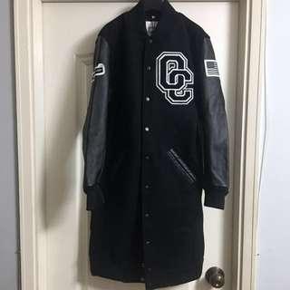 全新opening Ceremony long baseball jacket new unisex (原價$4200)
