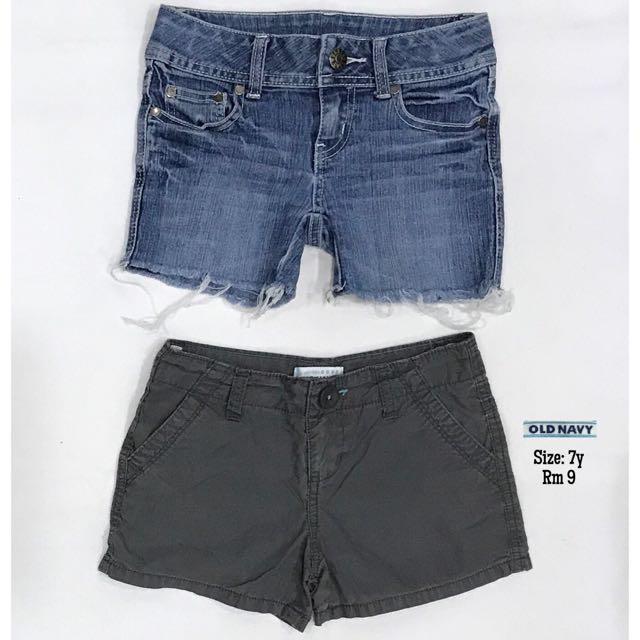 7y pants