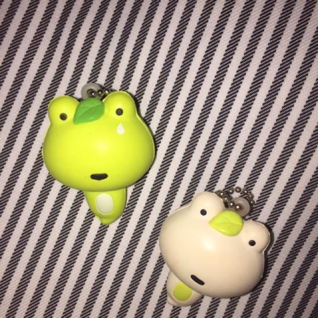 明日蛙 捏捏樂 軟軟
