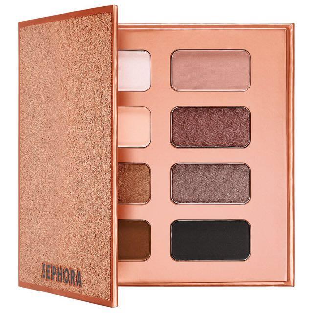 美國彩妝 Sephora 8色眼影盤