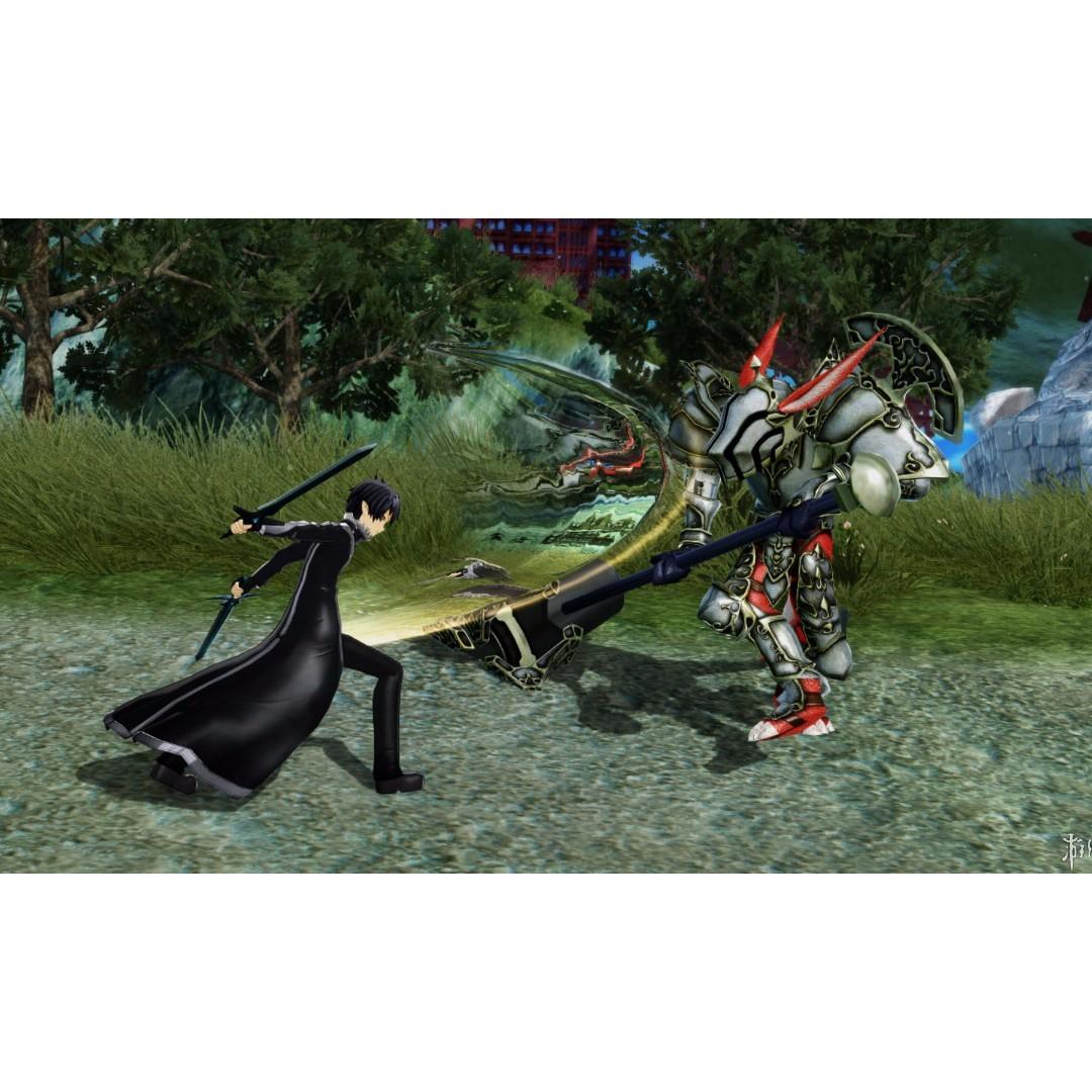 Info Harga Sony Ps4 Accel World Vs Sword Art Millennium Twilight Dvd Orient Fem7p00cb9 Jam Tangan Pria Silver Online Chinese R3 Game Kongsi Senarai
