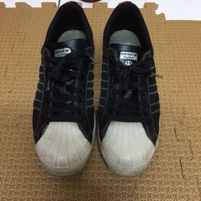 Adidas 黑呼吸 8.5號