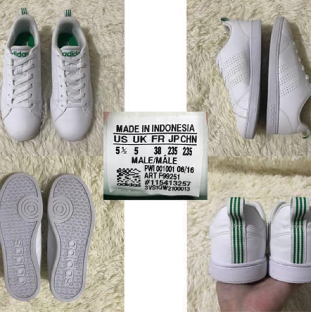 Adidas Neo (White)