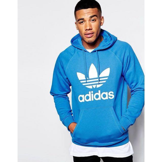 Adidas originals 帽T 刷毛