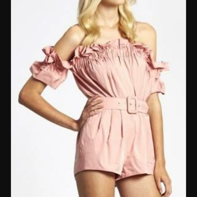 Alice mccall dream about me playsuit