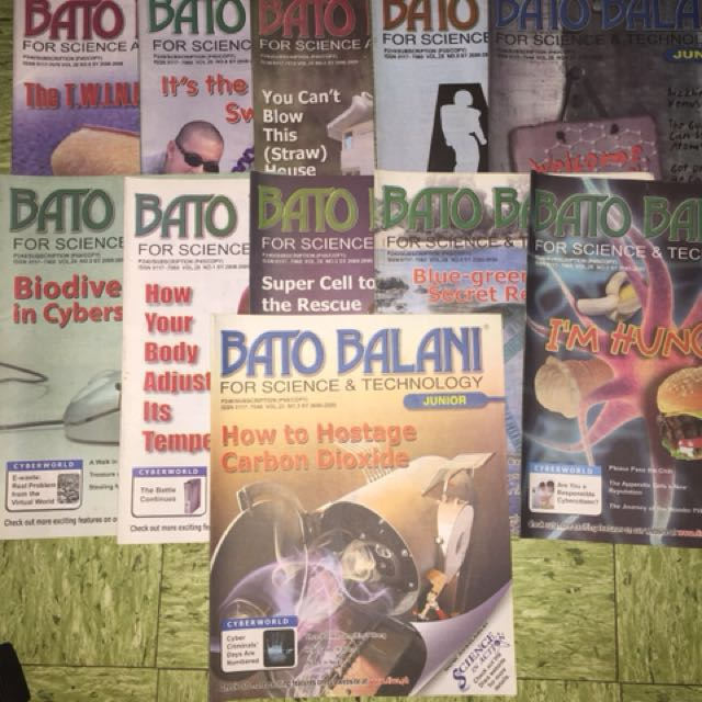 BATO BALANI MAGAZINE PDF