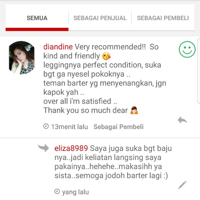 Another barter story. Testimony again!! Yippie!!!