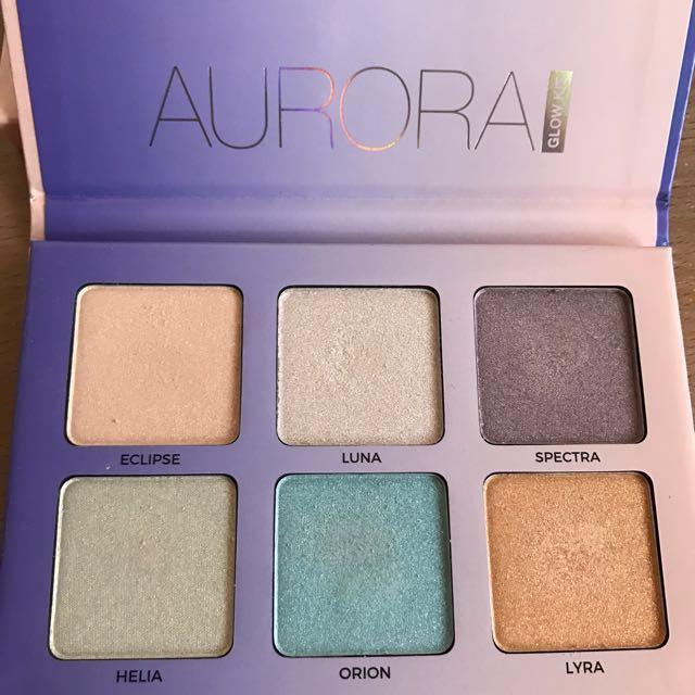 Aurora glow kit Anastasia Beverly hills