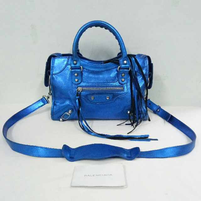3f2f2bca25 💯Authentic Balenciaga Mini City Bag (Limited Edition)