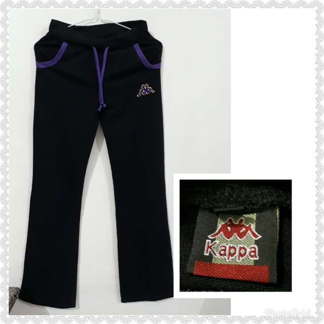 AUTHENTIC KAPPA PANTS NEW