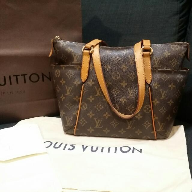 💯Authentic LV Totally PM M56688