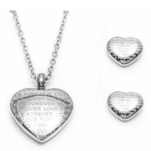 Authentic Silverworks Set (read description)