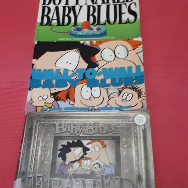Baby Blues collection