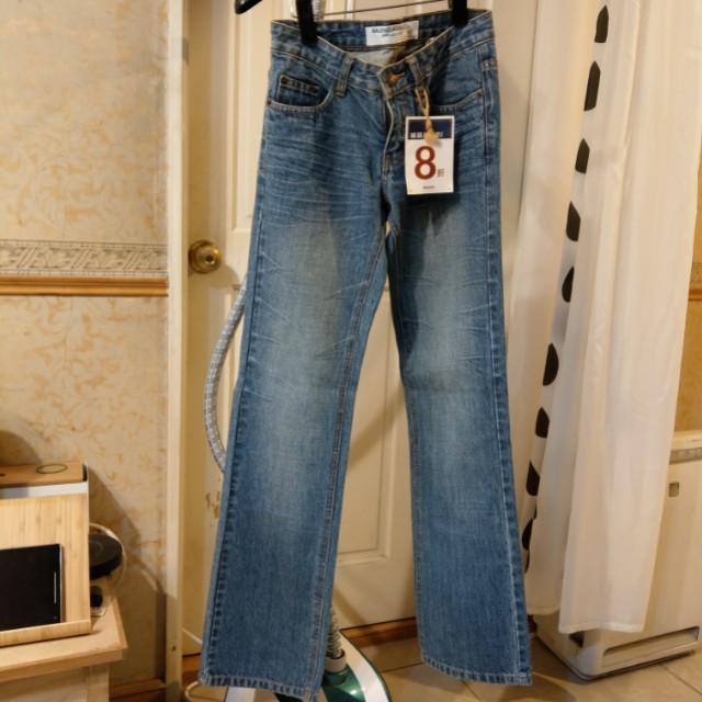 BALENO Jeans 全新刷色牛仔褲