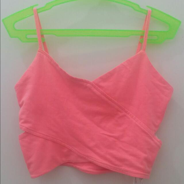 Bershka Crop Top