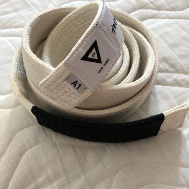 BJJ white belt A1, Sports, Sports Apparel on Carousell