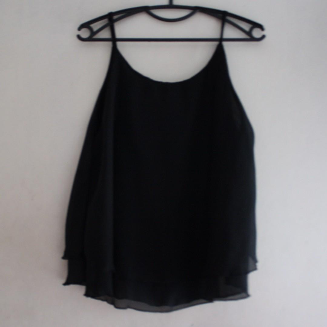 Black Sleeveless
