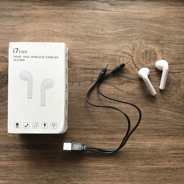 Bluetooth earbuds (twins wireless earbuds)
