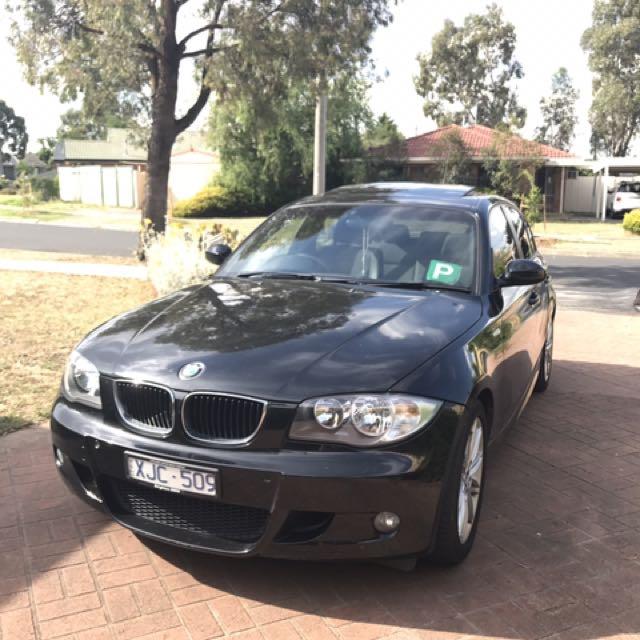 BMW 118i MSPORT