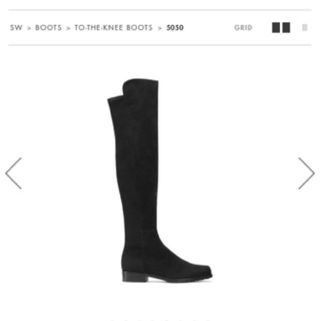 Brand New 5050 Stuart Weitzman Shoes