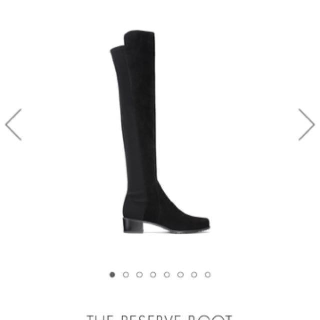 Brand New Stuart Weitzman Lowland Boots