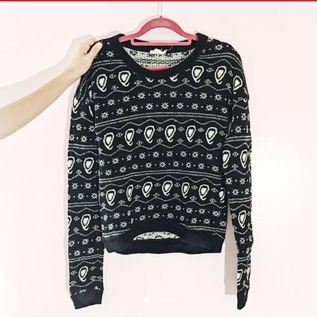 Brand Smart Sweater