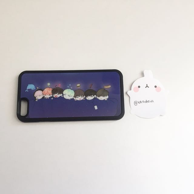 BTS iPhone 6/6s phone case