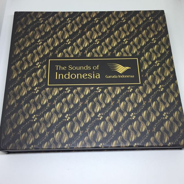CD Garuda Indonesia Instrumental