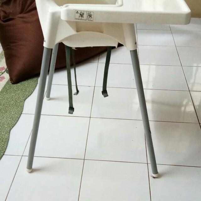 Chair saftey