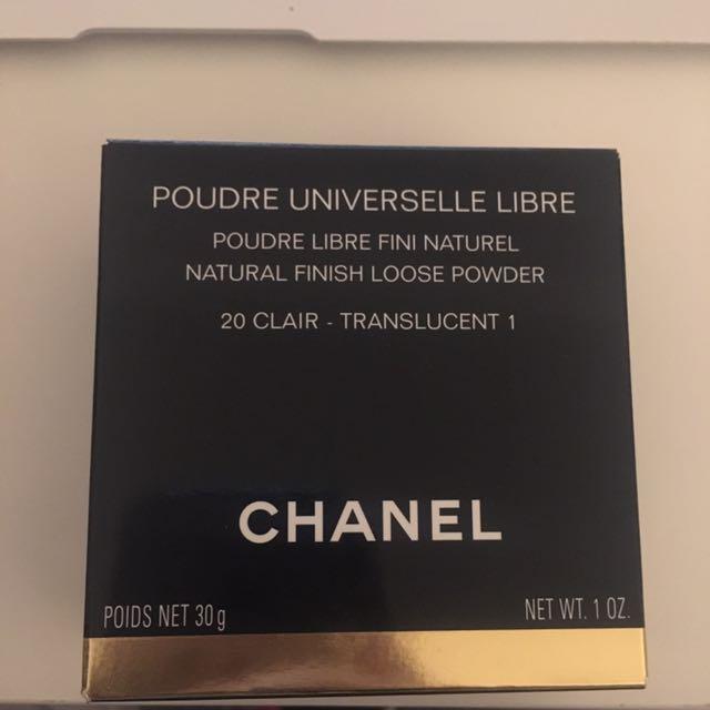Chanel powder