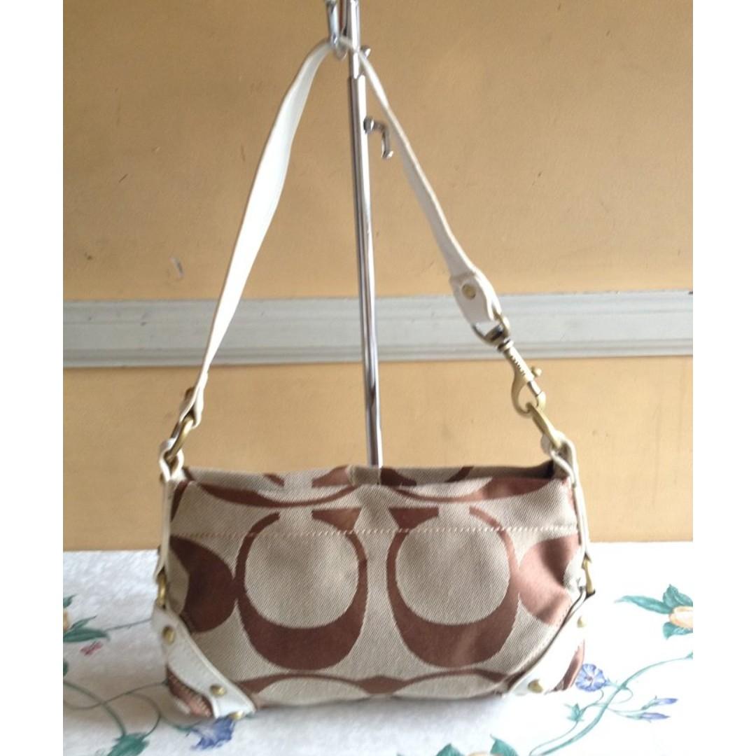 COACH Brand Shoulder or Hand Bag